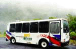 costa rica vacation bus tours