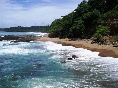 costa rica beach real estate